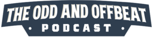 The Odd and Offbeat Podcast   Logo